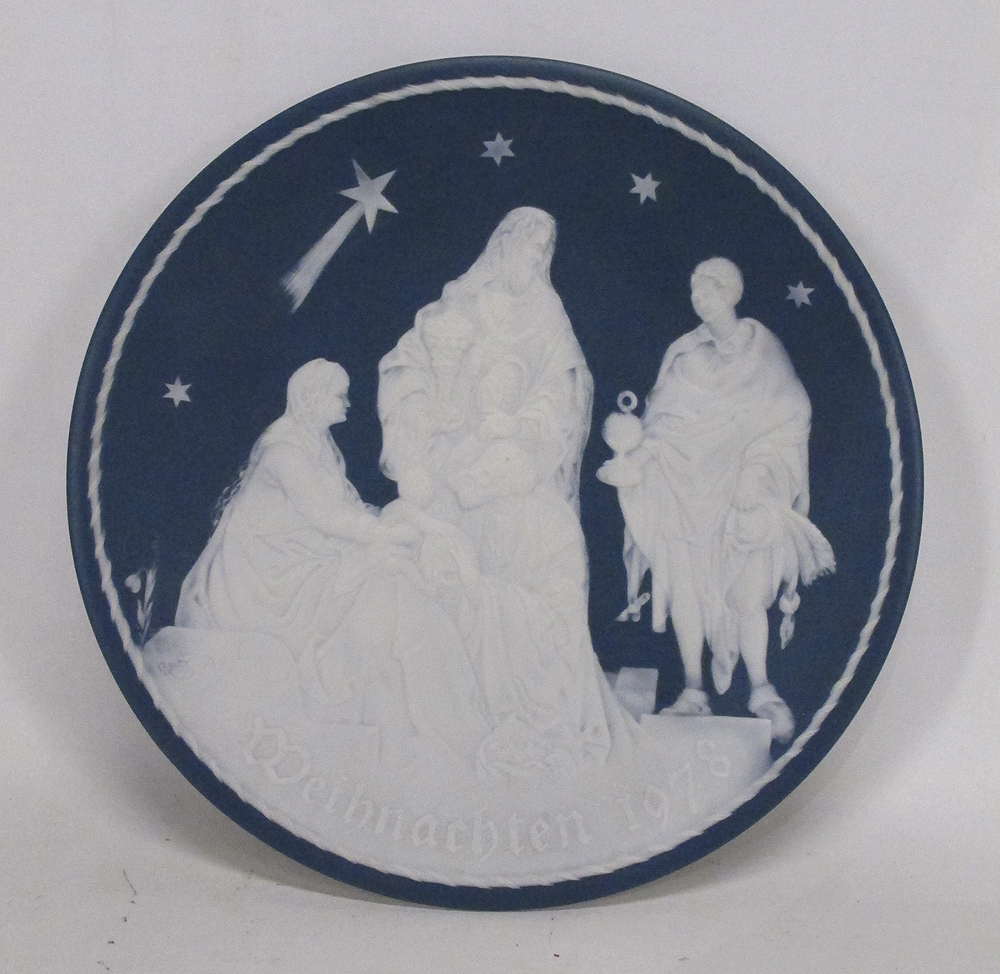 Villeroy Boch Made In Germany: Vintage West Germany Villeroy & Boch Christmas Holy Family