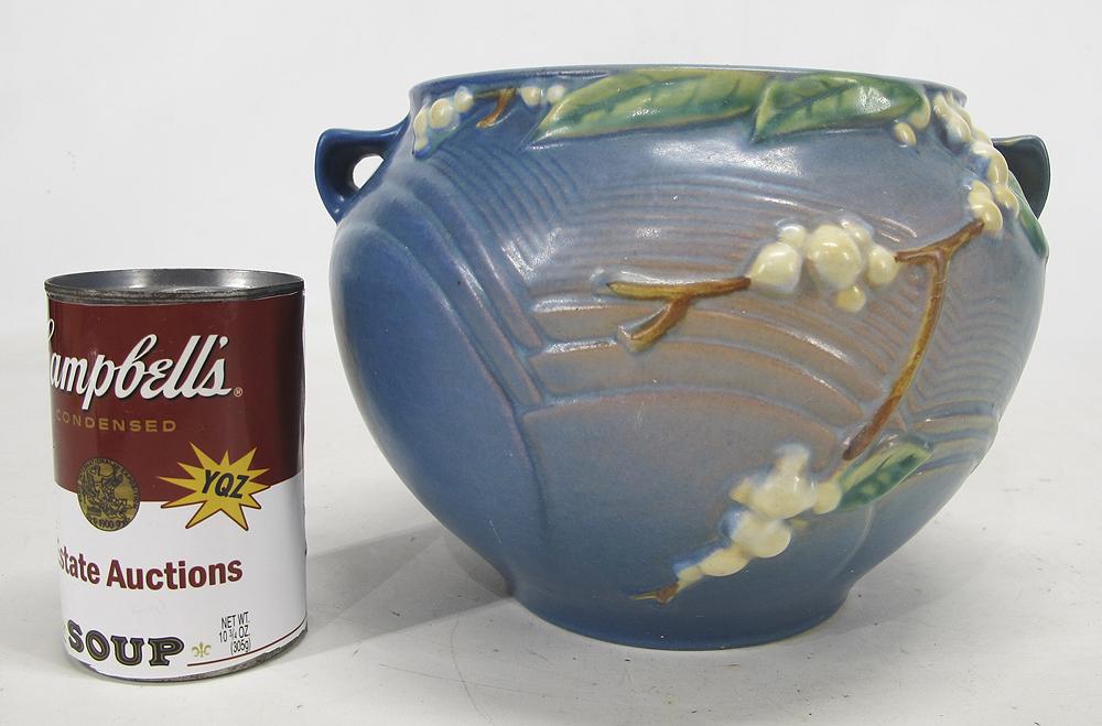 14 roseville snowberry vase quot rare quot roseville potter