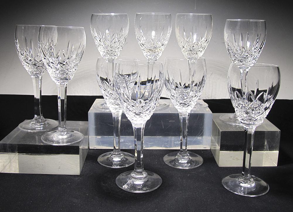 10 Vintage Waterford Crystal Marquis Laurent Pattern ...