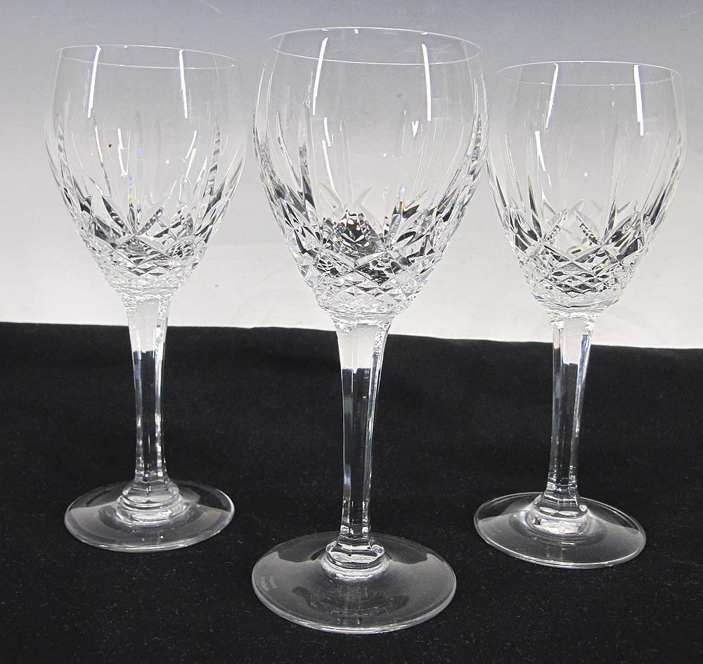 3 Vintage Waterford Crystal Marquis Laurent Pattern ...